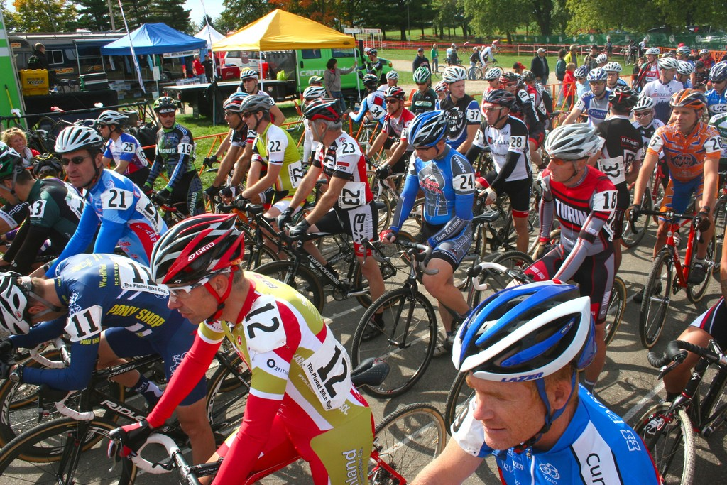 Cyclocross at Angell Park