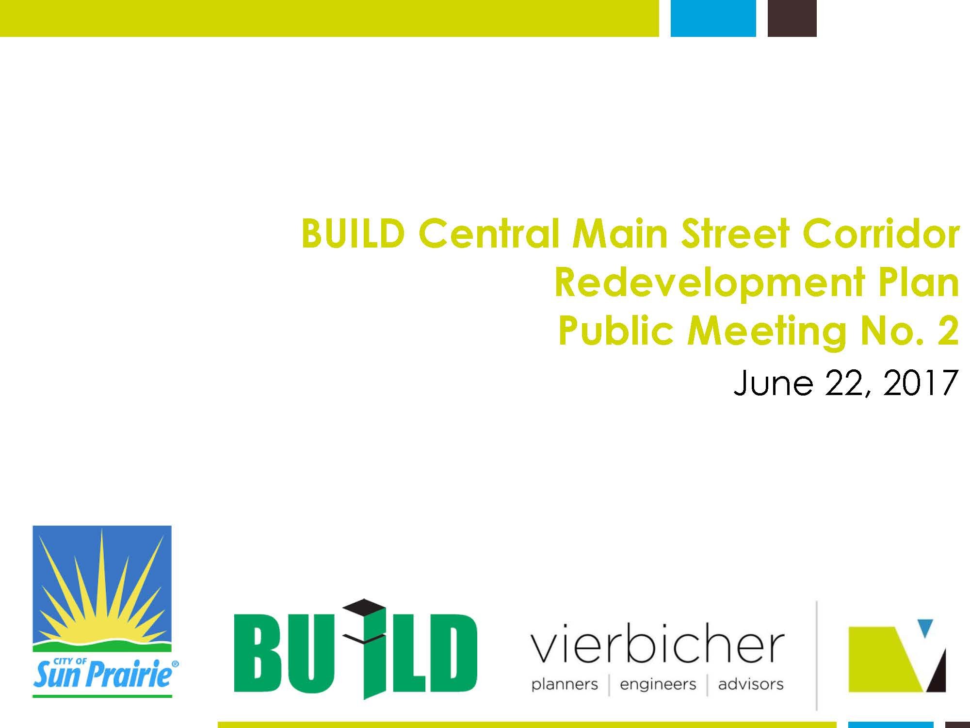 Cover from Public Meeting 2