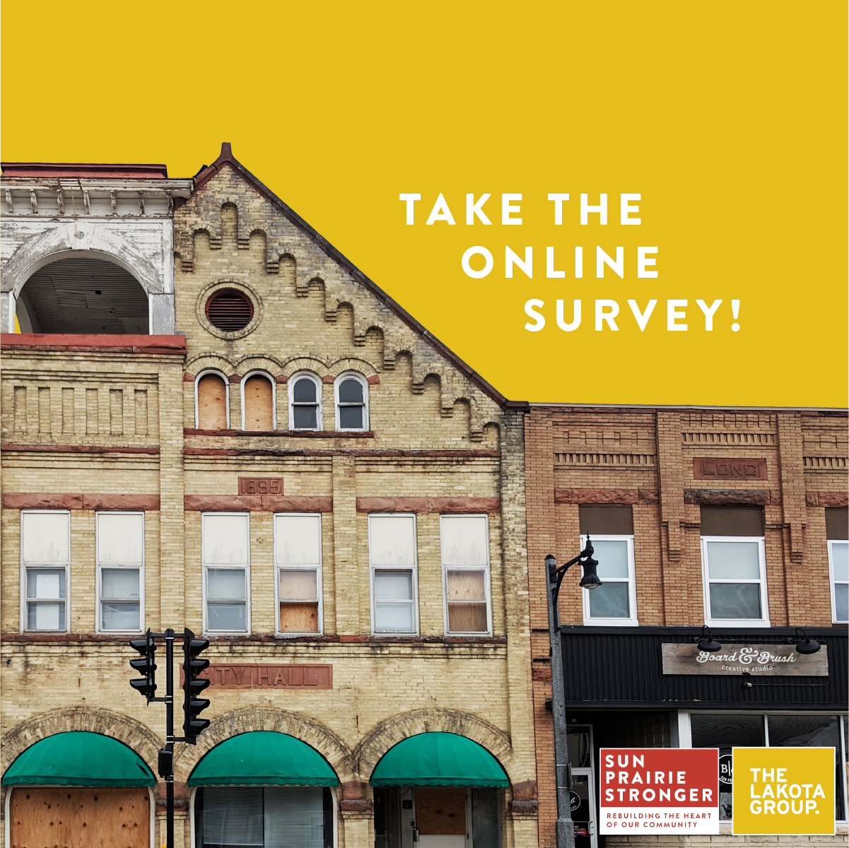Take the Online Survey