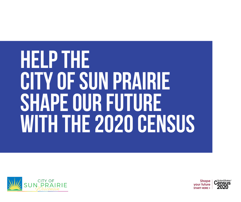 Join the Sun Prairie Complete Count Committee