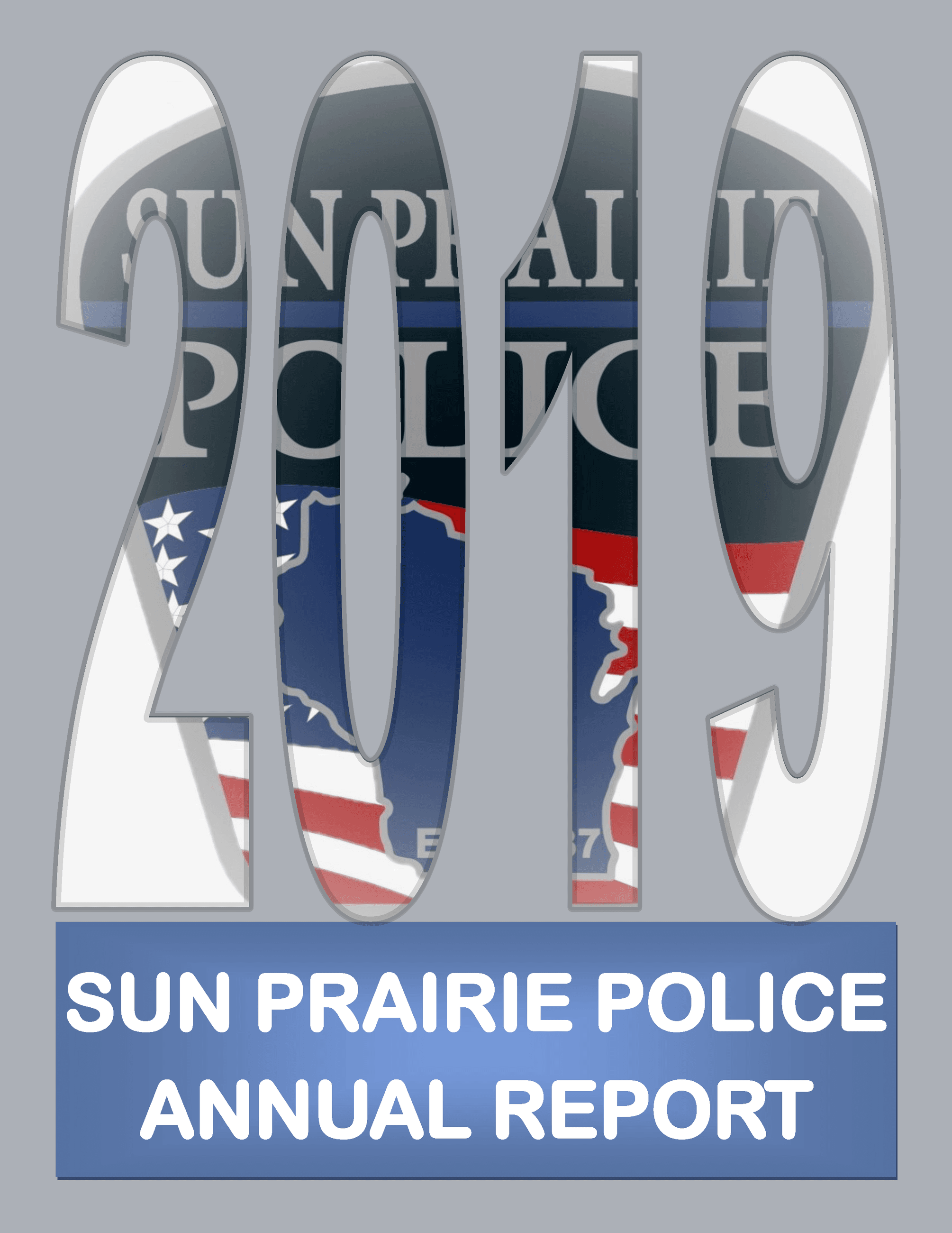 2019 Sun Prairie Police Annual Report Image