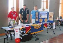 Youth and Volunteer Fair Am Legion
