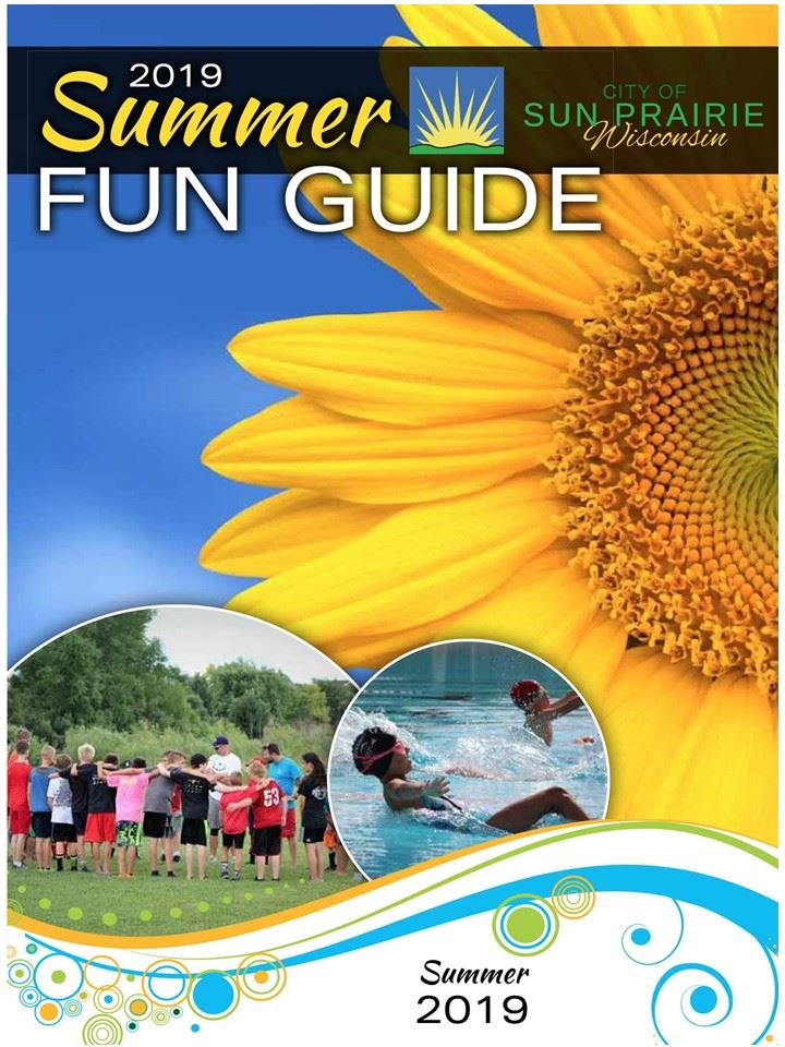 Summer Fun Guide Cover