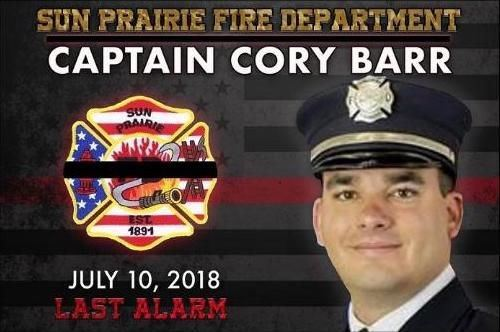 SP Fire Barr